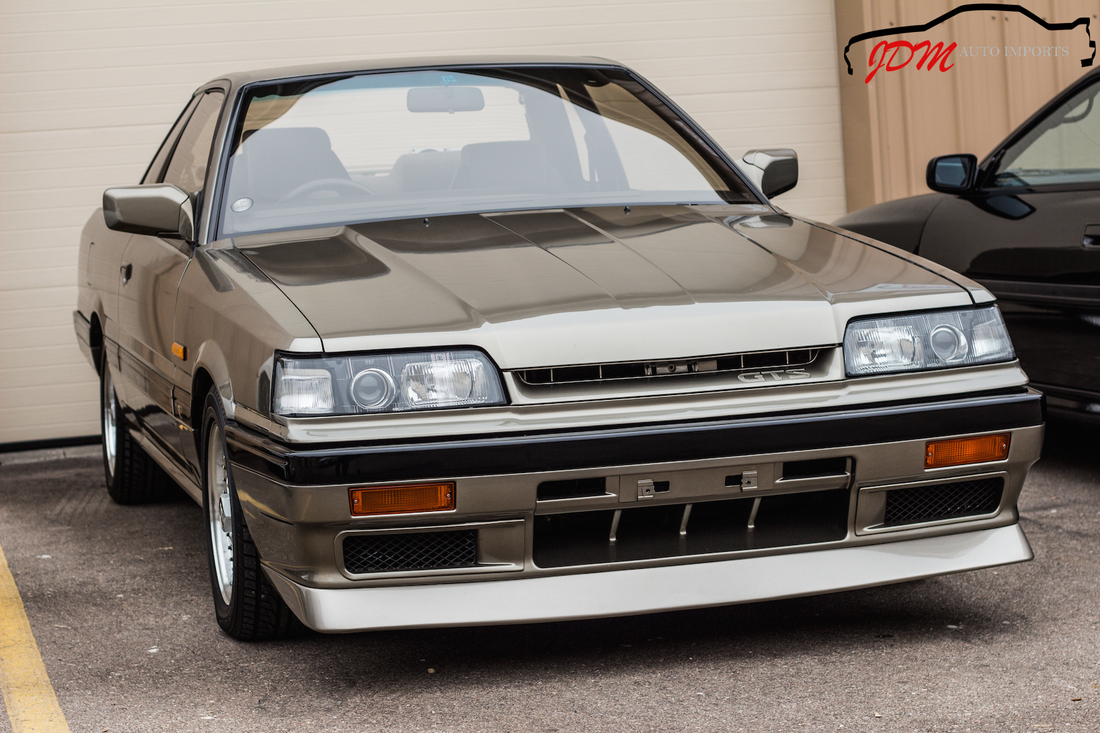 1989 nissan skyline r31 gts autech version 1989 nissan skyline r31 gts autech version in stock 1 of only 200 100 usa legal with title financing available with 0 down 25900 vanachro Gallery